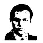 ritratto-ernest-hemingway-scrittore-val-aveto-rivalta-trebbia