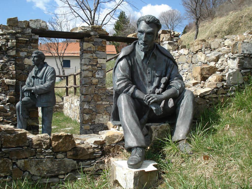 Monumento di Bisagno a Fascia