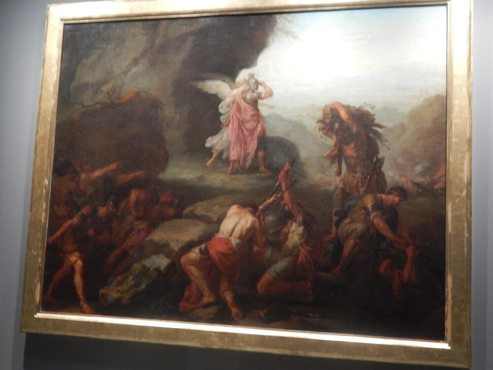 dipinto Annibale